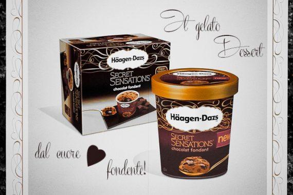 Haagen Dazs Secret Sensations Dessert